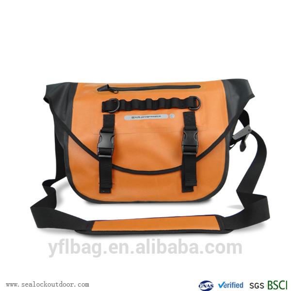 TPU 420D Waterproof Messager Bag