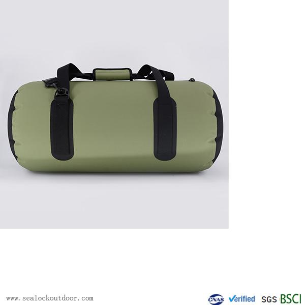 TPU Waterproof Travel Bag With Airtight Zipper
