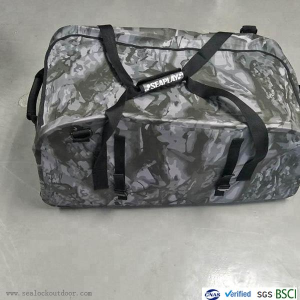 Waterproof Roller Backpack Luggage