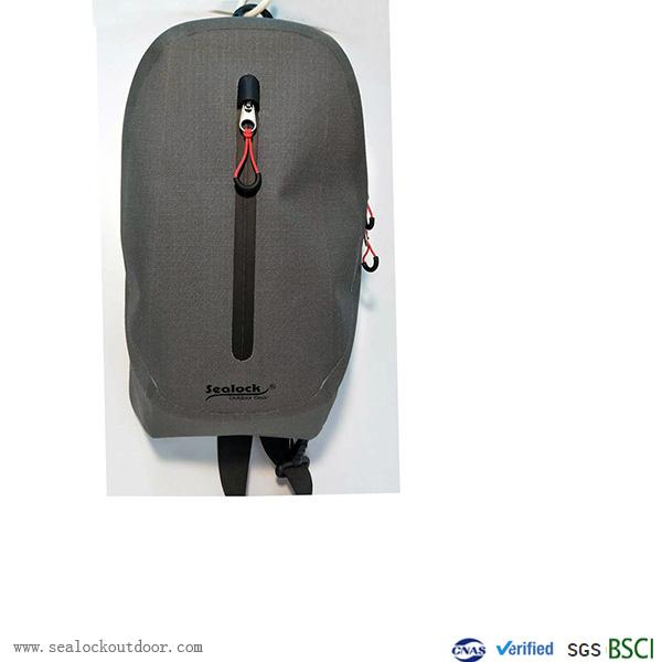 Waterproof Sling Bag With TPU