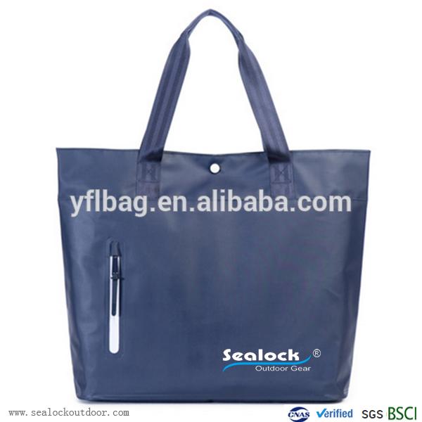 waterproof tote welded bag