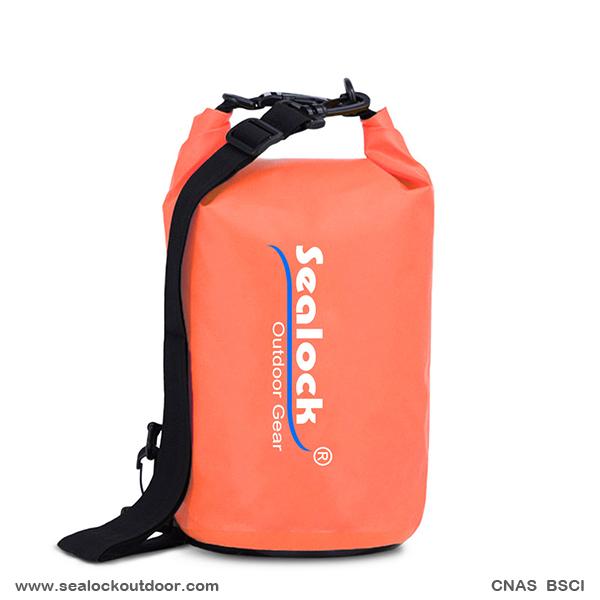 5L PVC Waterproof Tube Dry Bag For Beach