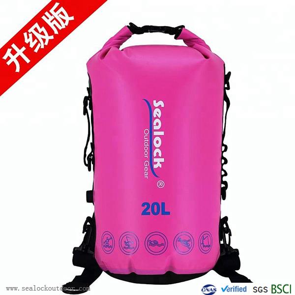 Waterproof Backpack Dry Bag For Kayaking