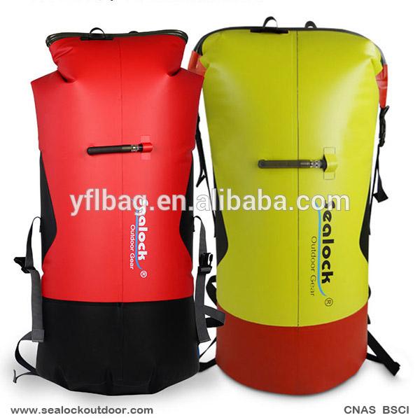 Airtight Waterproof Backpack Dry Bag
