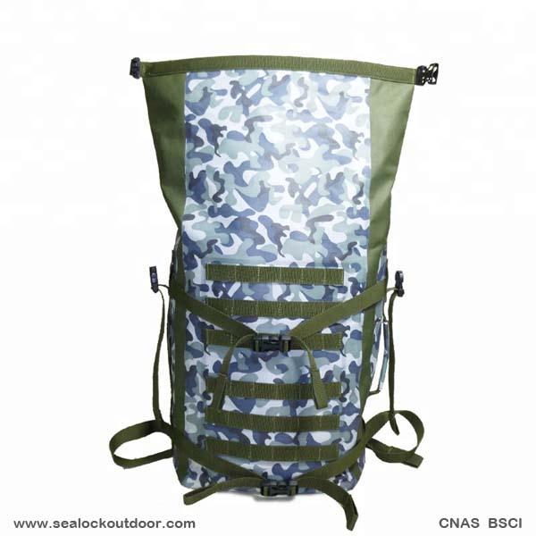Waterproof Motorbike Welded Backpack