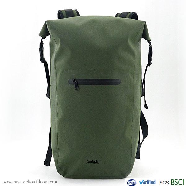 Waterproof Nylon Motorbike Backpack