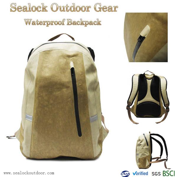 Waterproof Student Dry Backpack
