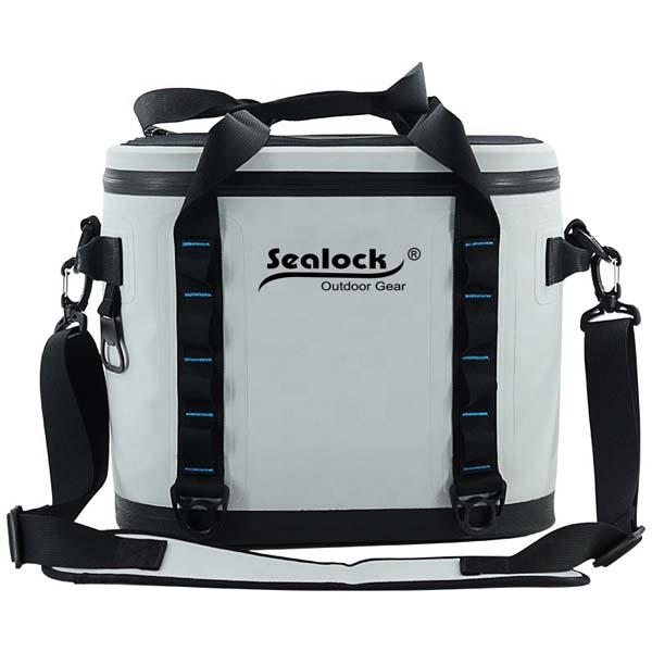 Waterproof Welded Cooler With Airtight Zipper